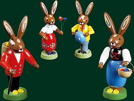 Richard Glaesser - Bunny-Family