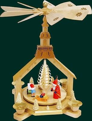 Glaesser - Pyramid  Church & Christmas Present Ceremony