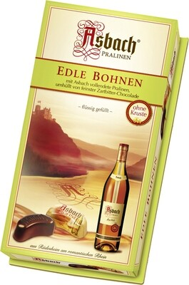 Asbach Brandy Beans - Small Gift Box - 100g/3.5 oz