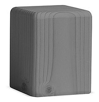 Bjoern Koehler Kunsthandwerk - Wooden Block Gray - Medium
