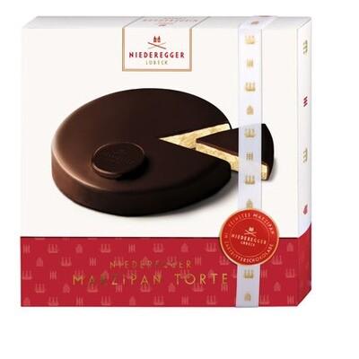 Niederegger Marzipan Cake (Torte)  - 390g/13.87oz
