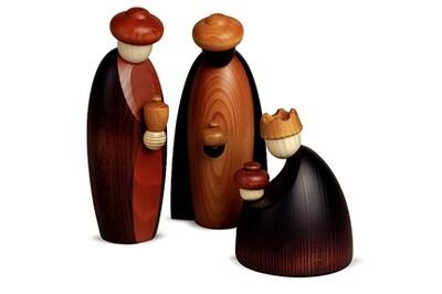 Bjoern Koehler - Three Holy Kings - Large