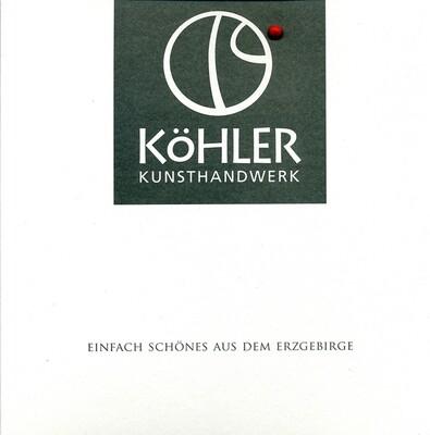 Bjoern-Koehler Hard Cover Catalog - Delux