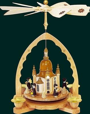 Glaesser - Pyramid  Church of our Lady with Choir