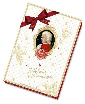 Reber Marzipan - Mozart-Adventskalender, 350 g/12.45 Oz