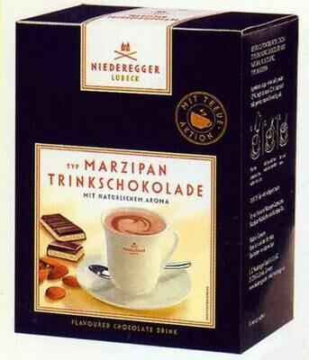 Niederegger Marzipan Flavored Hot Chocolate - 250g/8.8 oz