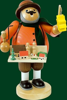 Glaesser Incense Smokers - Standing Toy peddler