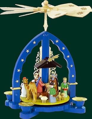 Glaesser - Blue Pyramid The Three Holy Kings
