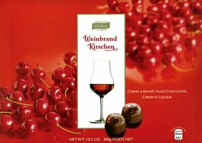 Boehme Cognac Cherries, Large Gift Box - 300 g/ 10.5 oz