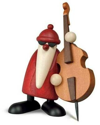 Bjoern Koehler - Santa with Double Bass Violin