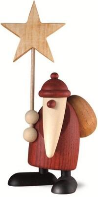 Bjoern Koehler Kunsthandwerk - Santa holding Star