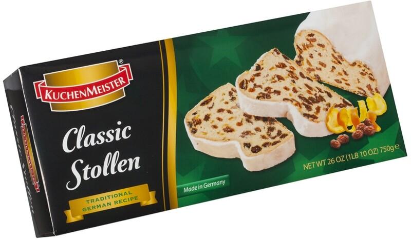 Kuchenmeister Christ Stollen - Gift Boxed - 750g/26.6 oz