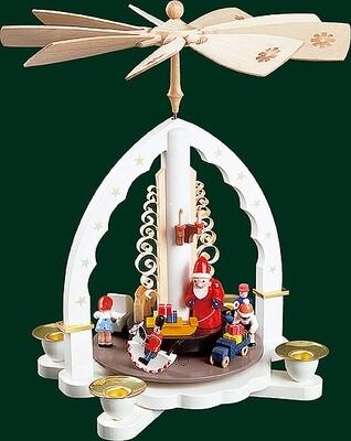 Glaesser - Pyramid Christmas Present Ceremony
