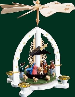 Glaesser - White Pyramid Birth of Jesus Christ