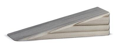 Bjoern Koehler Kunsthandwerk - Wooden Wedge White (Keil)