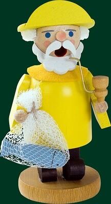 Glaesser Incense Smoker, Fisherman
