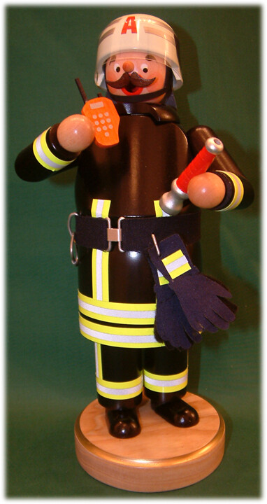 Eva Beyer - Incense Smoker - Fire Fighter