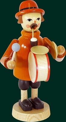 Glaesser Incense Smoker - Drummer Boy