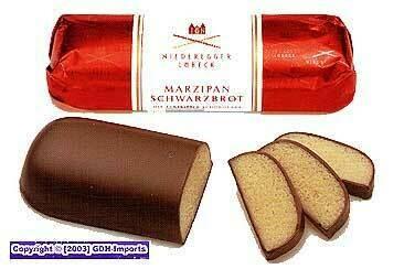 Niederegger Chocolate Covered Marzipan Loaves - 125 g/ 4.4 oz