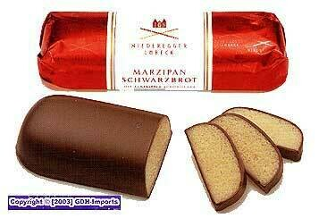 Niederegger Chocolate Covered Marzipan Loaves - 125 g/ 4.4 oz