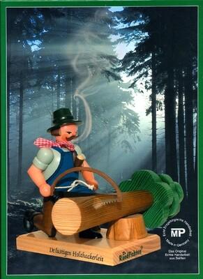 Eva Beyer - Incense Smoker - Woodworker 'Rafi'