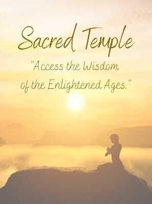 12 Light Attunements: Sacred Temple