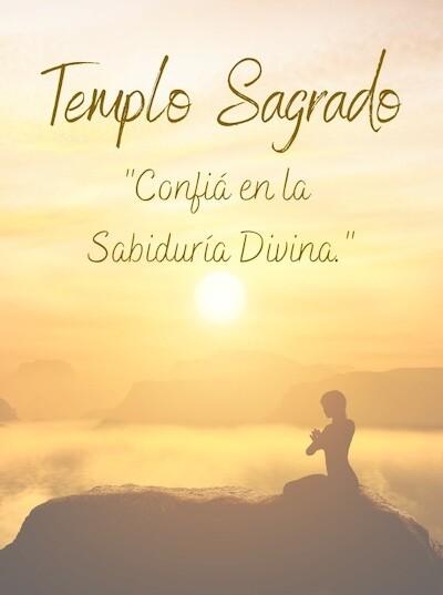 12 Sintonizaciones Divinas: Templo Sagrado ¡Descargalas ahora!