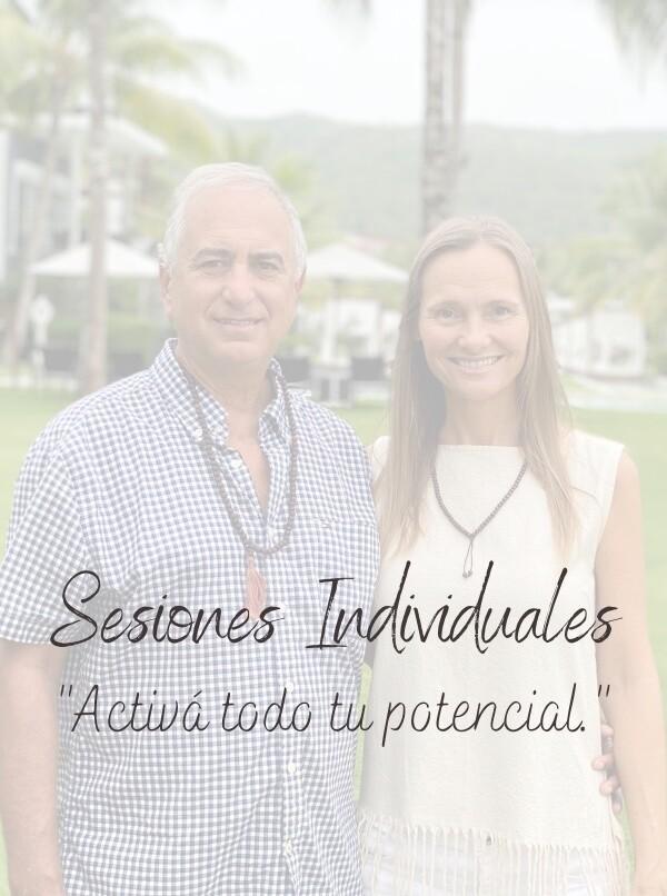 Sesión Individual de 30' con Gaitana y Yantal