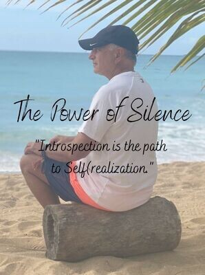 Immersion Trip: The Power of Silence (9 nights).