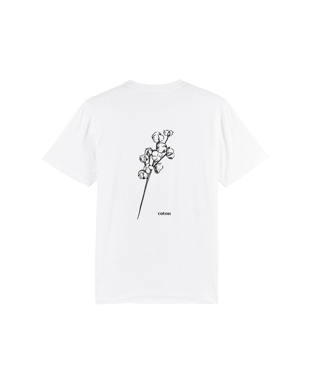 Coton - T-shirt