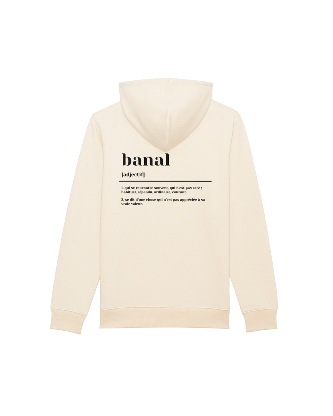 Banalité - Sweatshirt