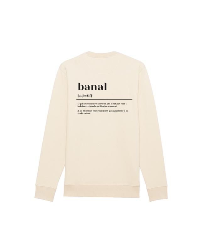 Banalité - Col rond