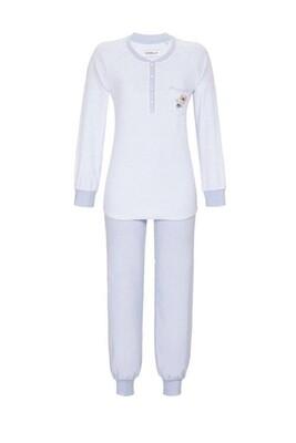 Ringella badstof pyjama