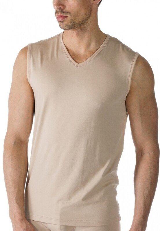 Mey dry cotton muscle-shirt
