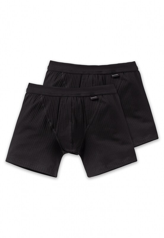 Schiesser Authentic shorts 2p