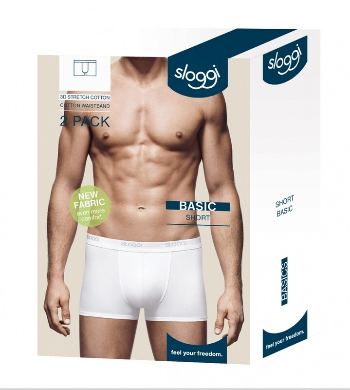 Sloggi Basic short 2P