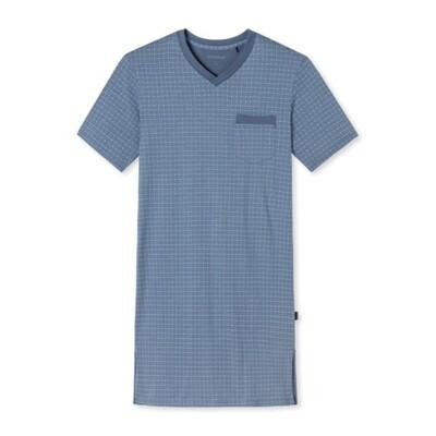 Schiesser heren nachthemd korte mouw