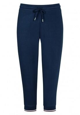 Mey pyjama met 3/4 mouw 3/4 broek en ronde hals Lia
