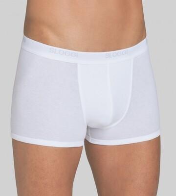 Slm Basic Short 0003 White