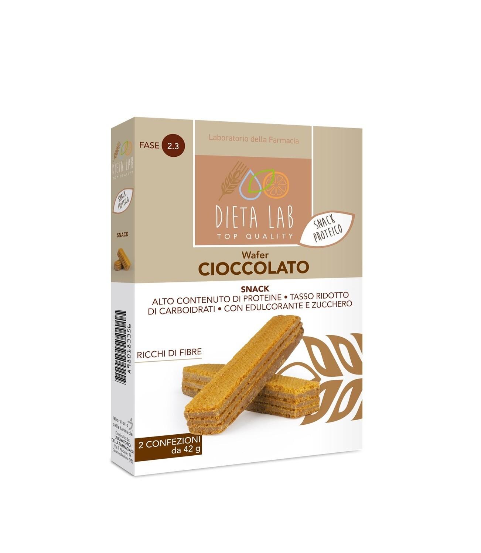 Wafer cioccolato 2pz