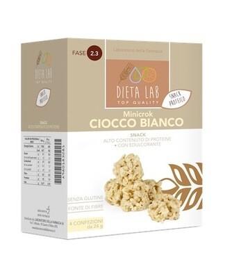 Minicrok cioccolato bianco 4pz