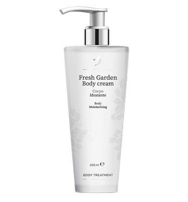 Fresh Garden Body Cream idratante