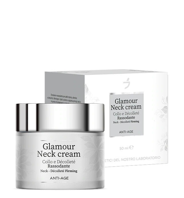 ANTI AGE Glamour Neck Cream rassodante collo e decolleté