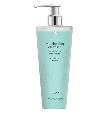 Face Cleanser - Multiaction Cleanser gel micellare struccante