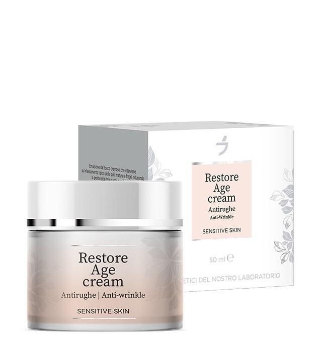 SENSITIVE SKIN Restore Age Cream antirughe pelli sensibili