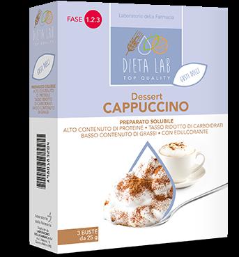 Dessert cappuccino 3 buste