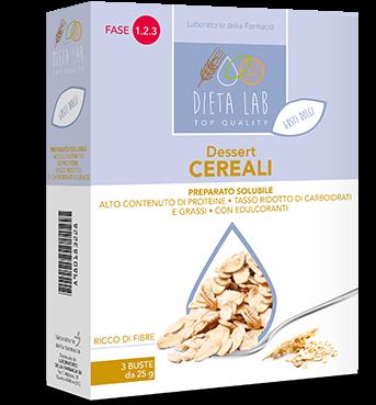 Dessert cereali 3 buste