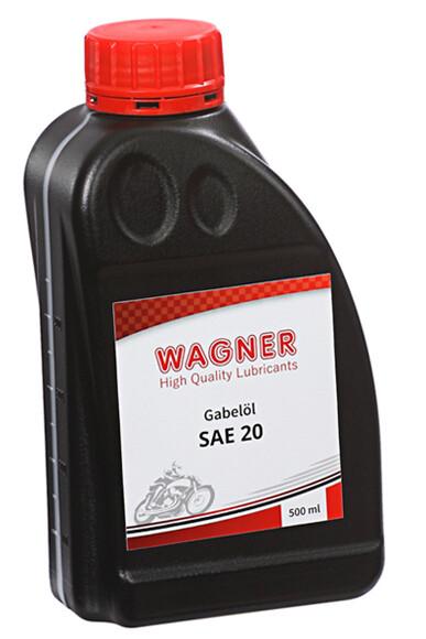 500 ml Gabelöl SAE 20