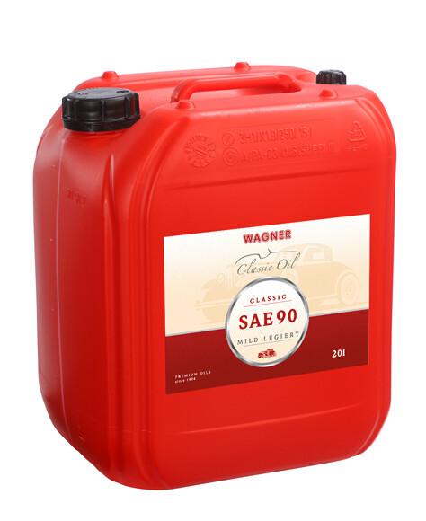 20 Liter DKW Hobby Getriebeöl SAE 90