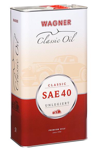 5 Liter Oldtimer Getriebeöl / Motoröl SAE 40